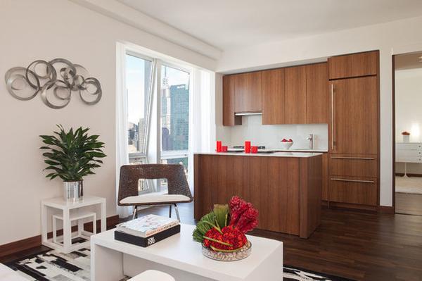 Современный Кухня by Fava Design Group
